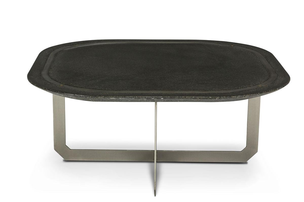 CONCRETE Blend Concrete Studio Concrete Dining Table ADA Sinks - Oval concrete coffee table