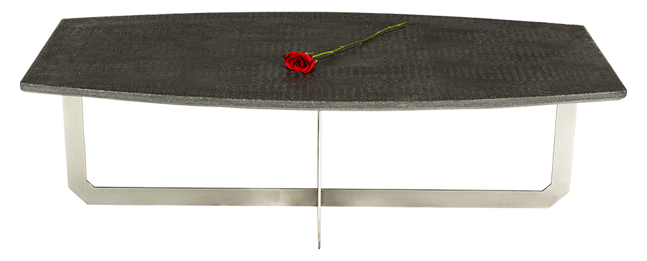 Ally Concrete Coffee Table Blend Concrete Studio